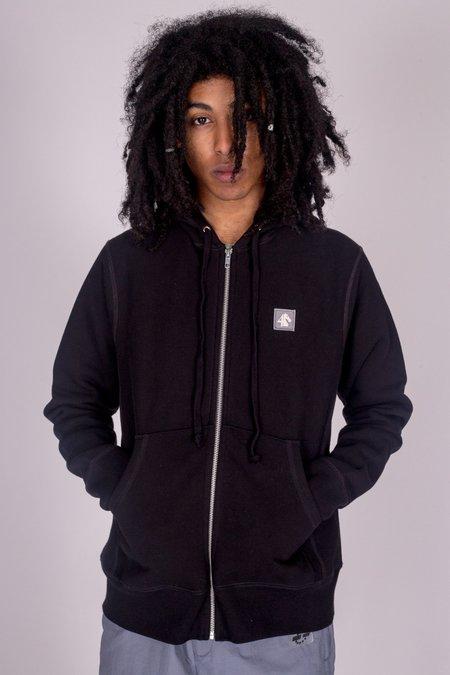 FOUR HORSEMEN Icon Zip Sweatshirt - Black/Grey