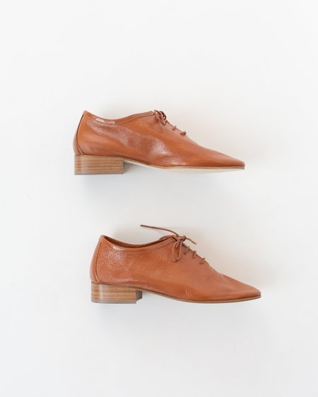 Anne Thomas Mireille Shoe - Brown