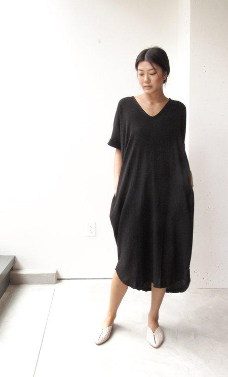 at Dawn. Relax Short Sleeve Long Dress