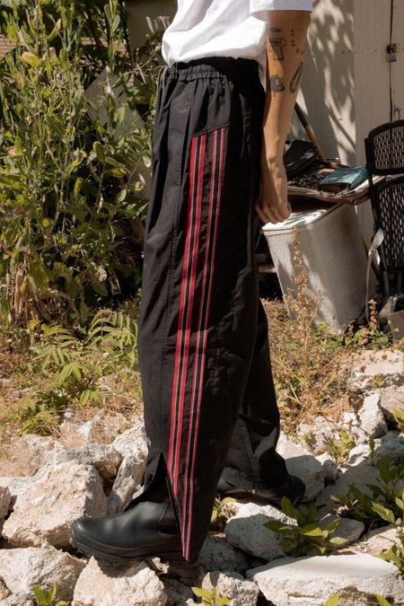 Lanvin Wide Stripe Track Trouser
