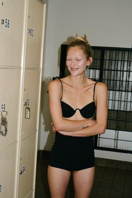 Araks Myriam Bikini Top - Black