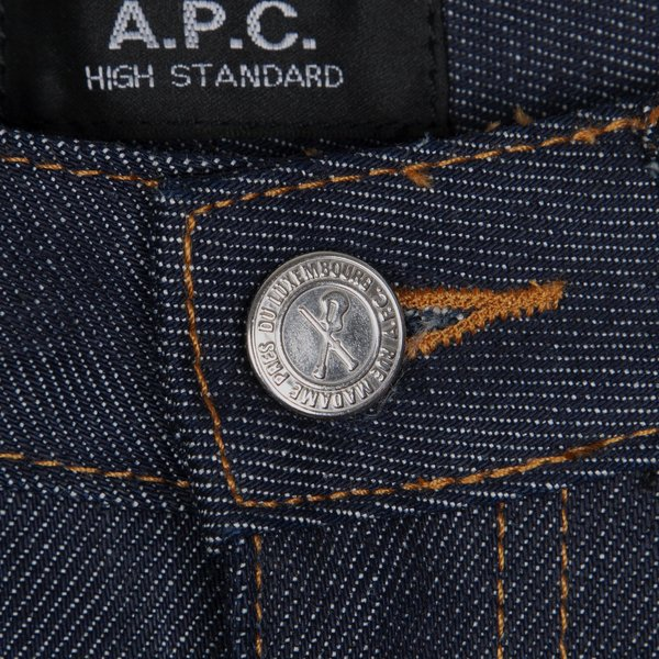 A.P.C. High Standard - Indigo