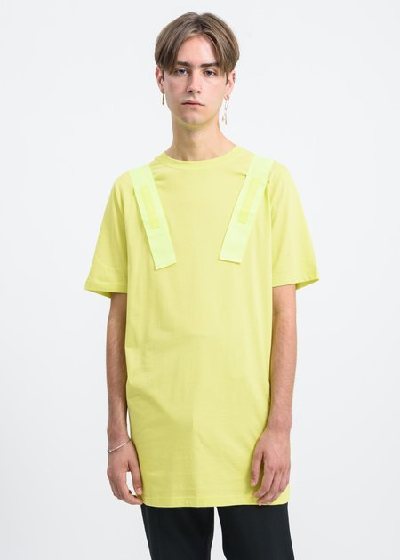 Matthew Miller Xander T-Shirt - Neon Yellow