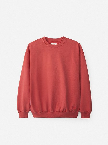 UNISEX GENERAL ADMISSION Sunset Crewneck - Washed Red