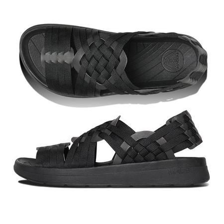 Malibu Canyon Classic Sandals - Black/Black