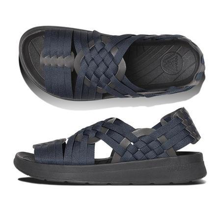 Malibu Canyon Classic Sandals - Poseidon/Black
