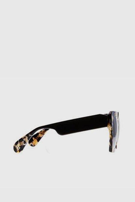 Age Eyewear Damage - Black/Cream