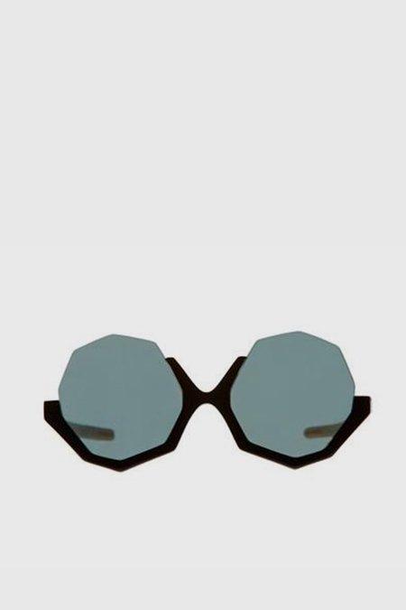 Age Eyewear Flipage - Black