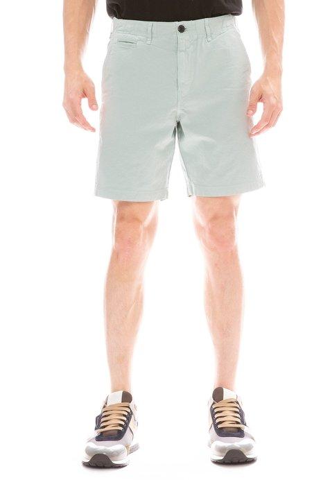 Billy Reid Chino Short - Jadeite