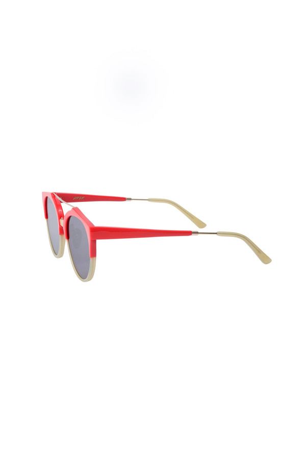 04df2f7d40c2 A.D.S.R. Acetate Metal Red Sunglass. sold out. A.D.S.R.