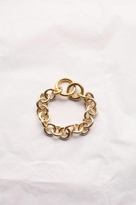LAURA LOMBARDI Fede Bracelet - Gold