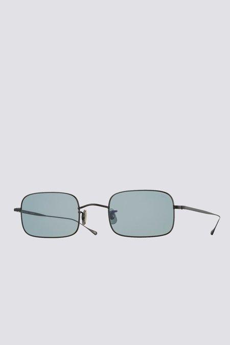 Eyevan 7285 Metal 780 Sunglasses - Blue
