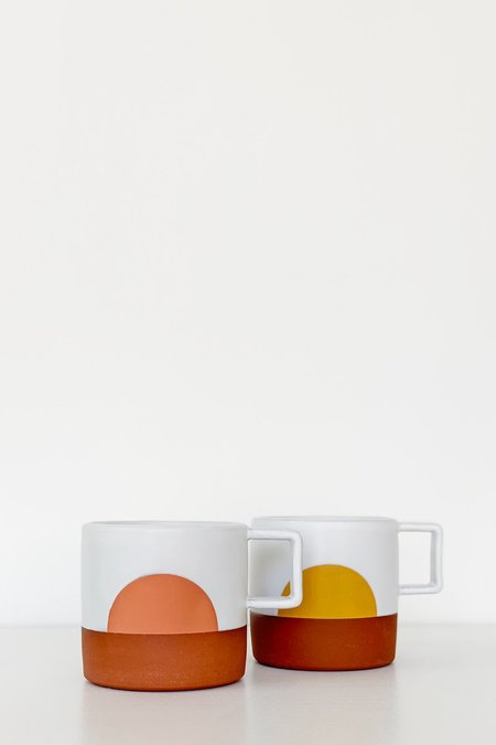 Wolf Ceramics Sunrise Mug