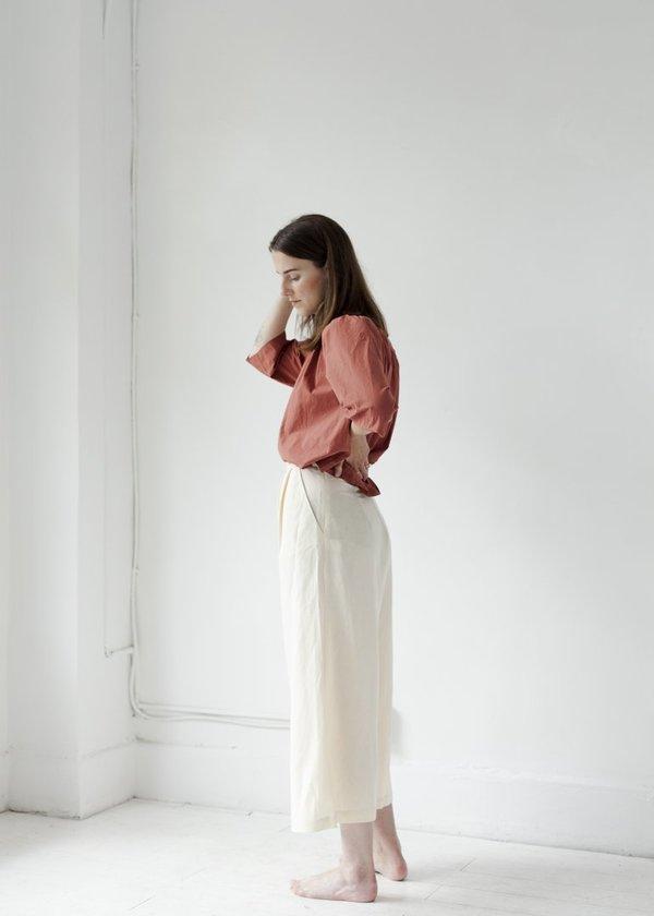 Atelier Delphine Millie Top - Brick