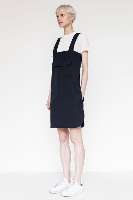 GARMENTORY EXCLUSIVE: Assembly Cotton Strap Dress