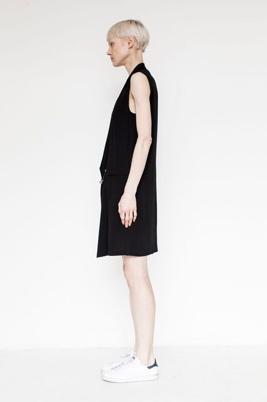 GARMENTORY EXCLUSIVE: Assembly Vest Dress