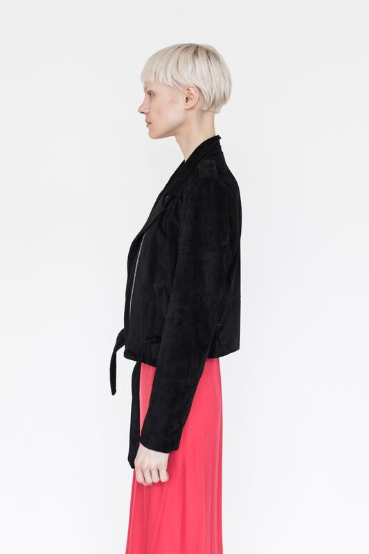 GARMENTORY EXCLUSIVE: Assembly Moto Jacket