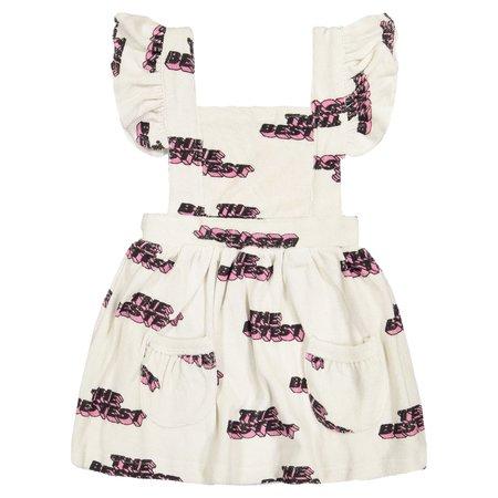 Hugo Loves Tiki Terry Ruffle Dress - The Bestest