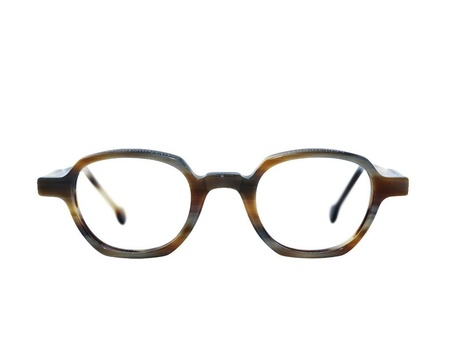 Frame Holland 781 - BROWN HORN