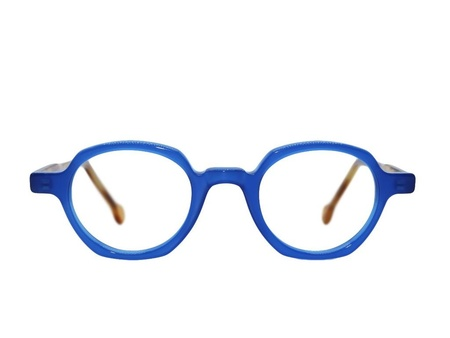 Frame Holland 780 - BLUE/BROWN