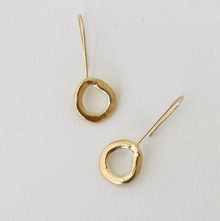 Mercurial NYC Suspended Link Earring