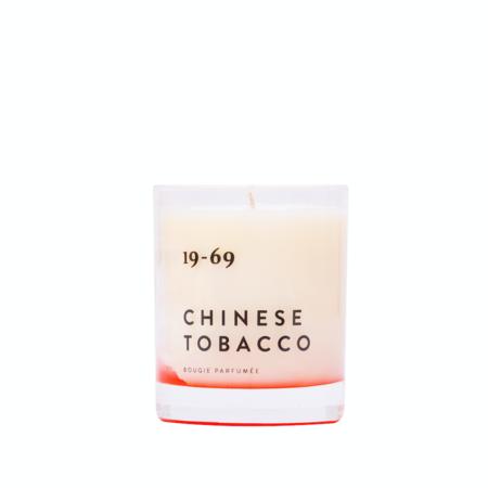 19-69 Chinese Tobacco Bougie Parfumée