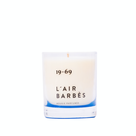 19-69 Láir Barbès Bougie Parfumée