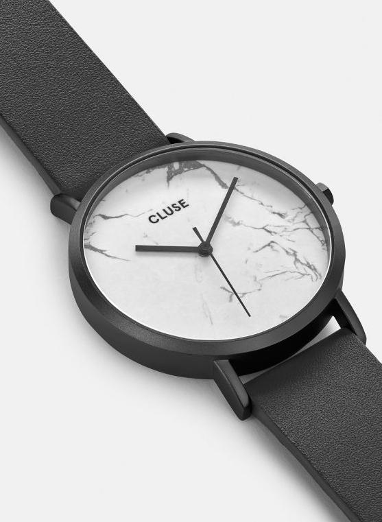 Cluse Black La Roche Watch