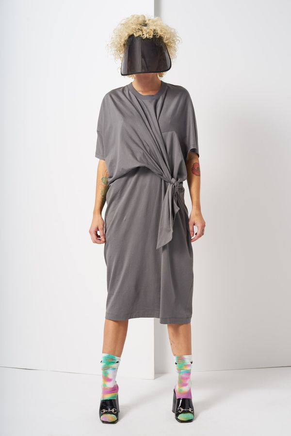 Reality Studio Asama Dress - Anthracite
