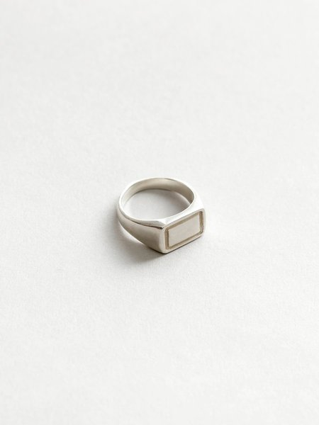 Wolf Circus Parker Ring - Silver