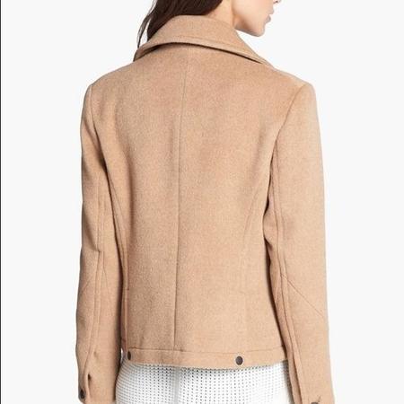 Vintage Nearly New RAG & BONE Camel Hair Jacket - Beige