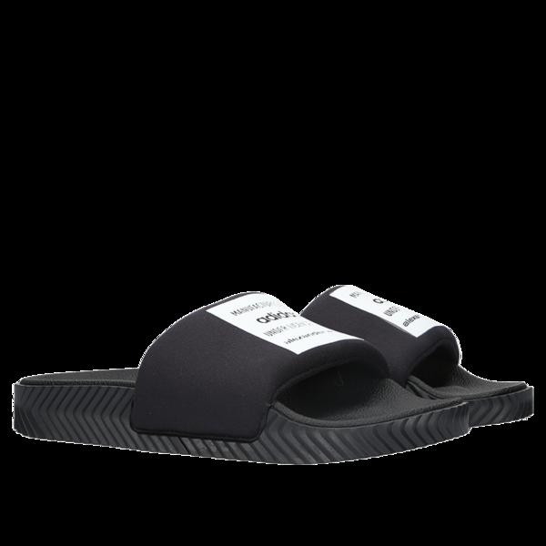 c8e775ef8 adidas Originals x ALEXANDER WANG AW Adilette Slides - Core Black/Core White