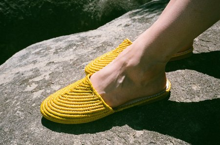 Bronze Age KoKo Slide - Yellow
