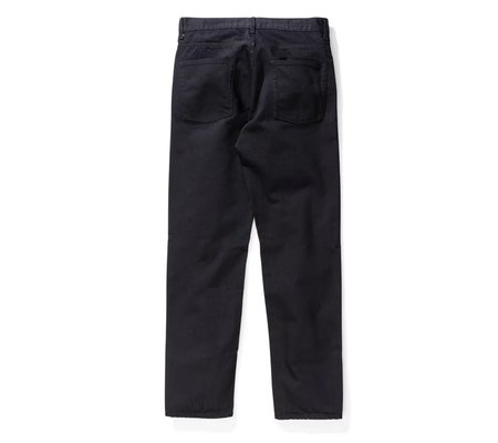 Norse Projects Norse Slim Denim - Black
