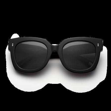 Chimi Berry #008 Sunglasses - BLACK