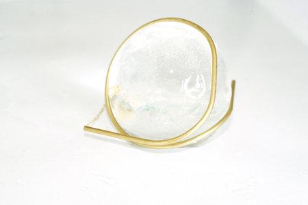 Eyde The Lila Bracelet - Brass