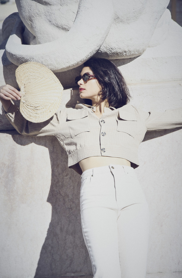 Yuka Paris Keith Jacket - Beige