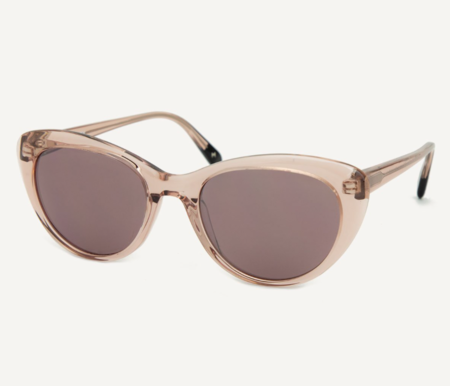 Dick Moby oil free Montpellier sunglasses - pale rose