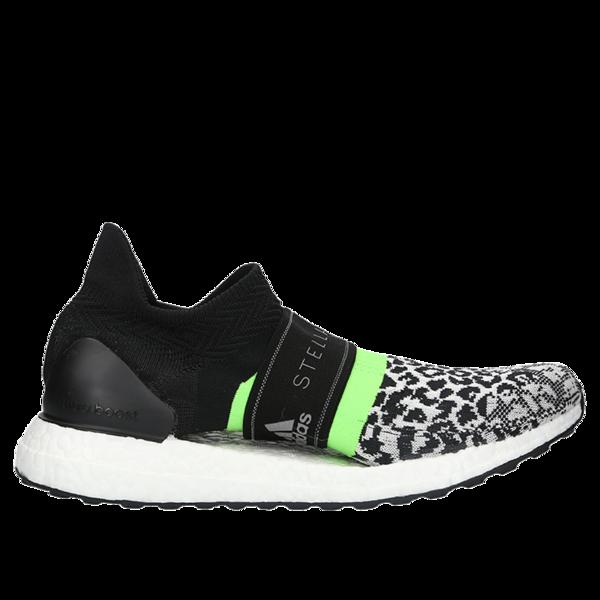 newest 162e2 d5779 Adidas x Stella McCartney Ultraboost 3D - Black/Core White/Green on  Garmentory