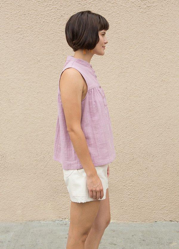 Loup Carolyn Blouse - Lavender