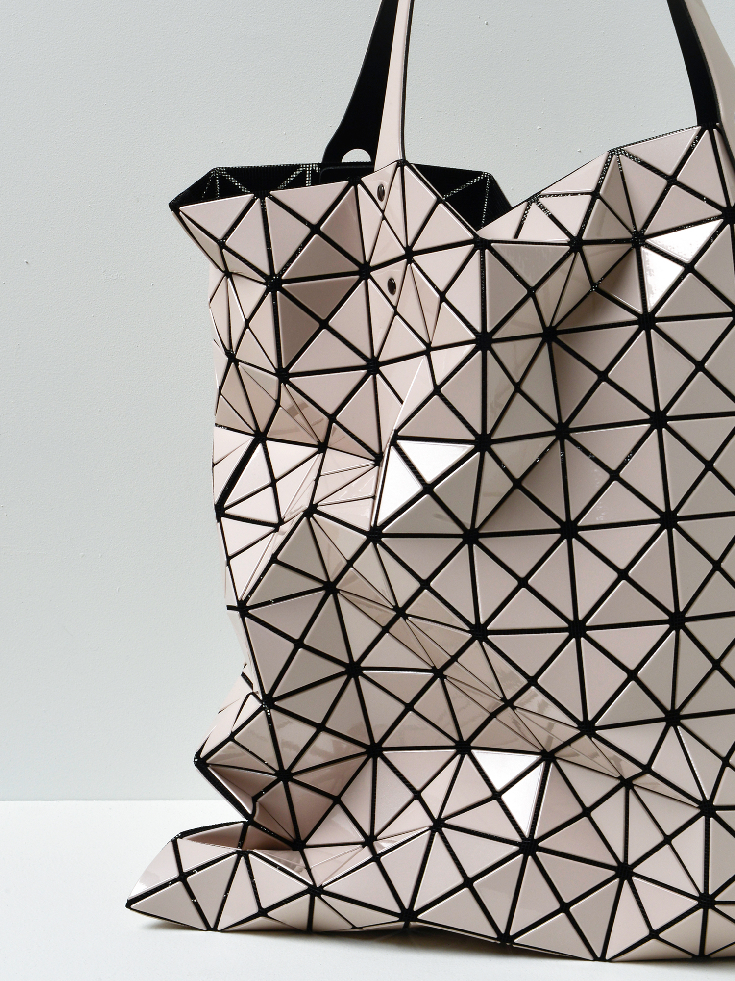 Bao Bao Issey Miyake Prism Basics Beige Garmentory