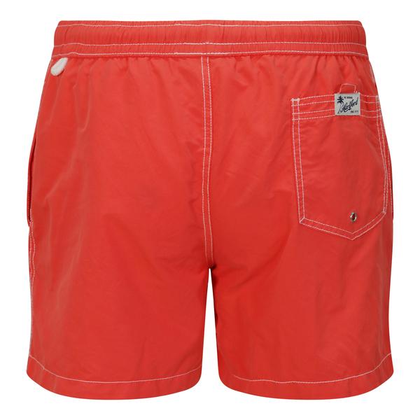 Hartford Boxer Swim Short - Orange