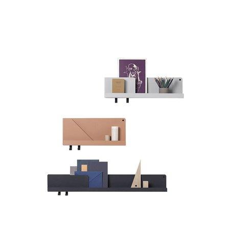 Muuto Folded Shelf - Medium Grey