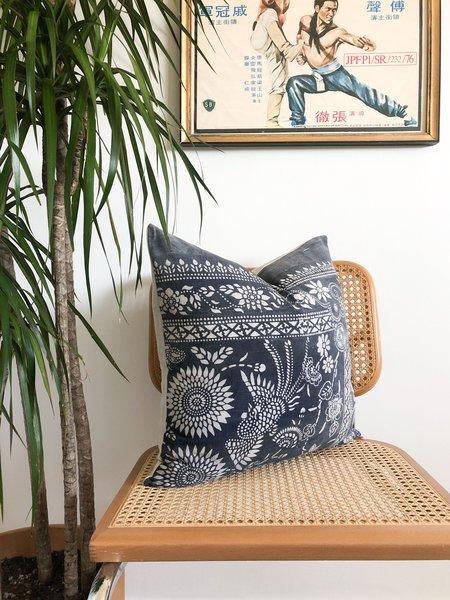 San Junipero Textile Studio Desert Dandelion - Stonewash Blue
