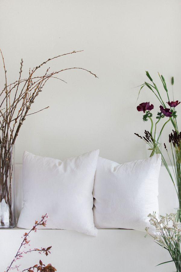 Anara Linen Nimbus Pillow