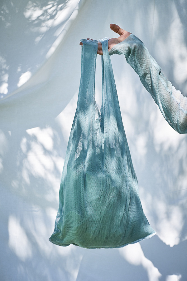 SIZ MOSS BAG - Turquoise