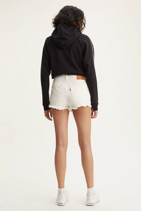 Levi's 501 Shorts - Pearly White