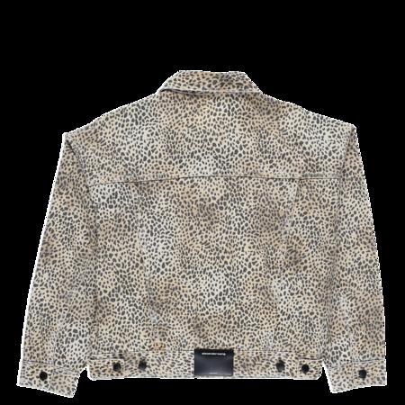 ALEXANDER WANG Game Jacket - Micro Cheetah