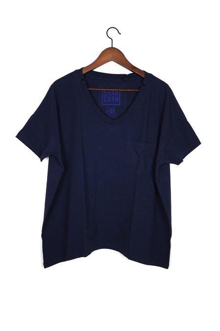 Skargorn #61 Short Sleeve Tee - Navy Wash