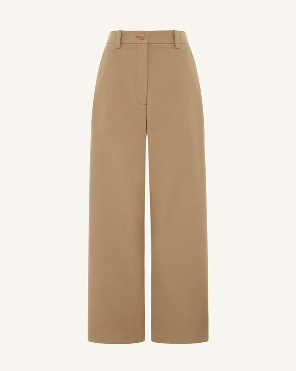 The Acey Town Trouser - Sand